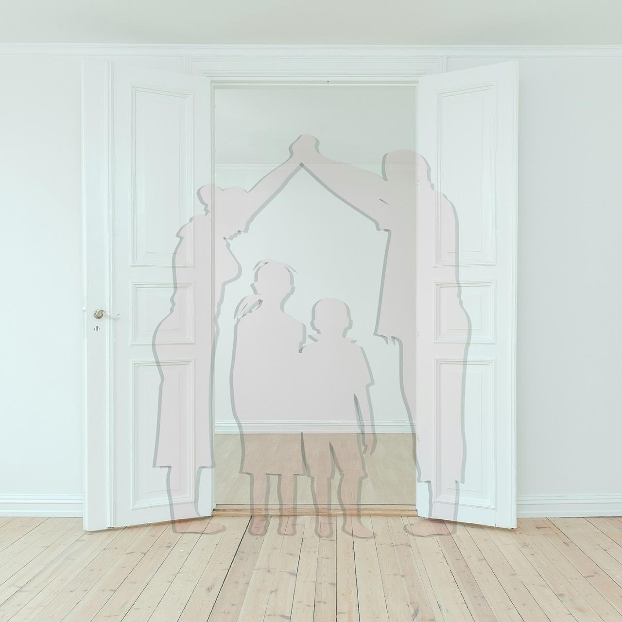 Sammenbragte familier